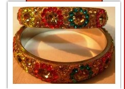 Lac Bangles by Desert Craft, Bikaner